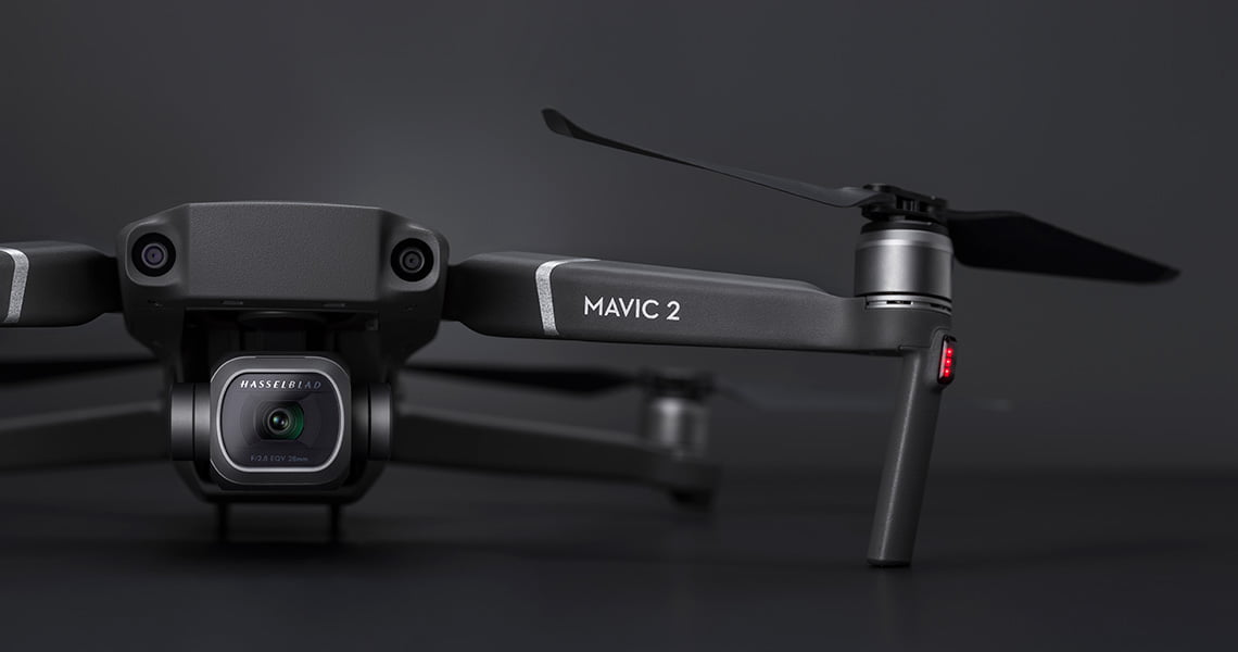 Mavic 2. Камера Hasselblad на борту Mavic 2 Pro